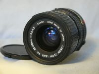 '    35-70mm FD ' Canon FD 35-70MM Zoom Lens   -NICE- £19.99